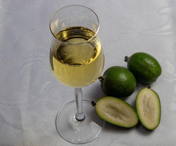 вино из фейхоа в домашних условиях