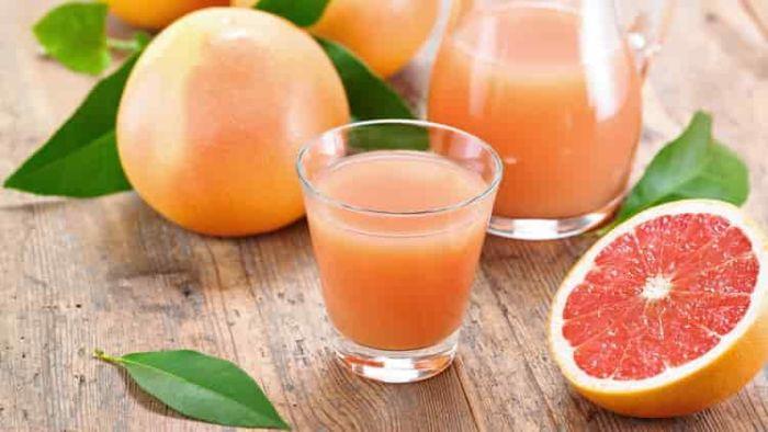 настойка на грейпфруте на водке