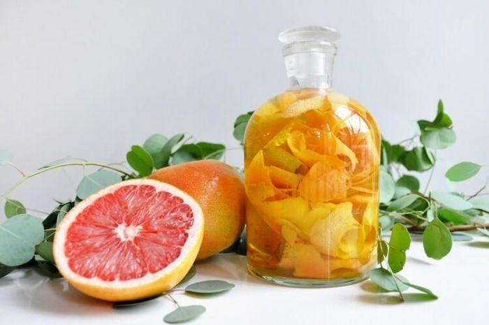 настойка на цедре грейпфрута