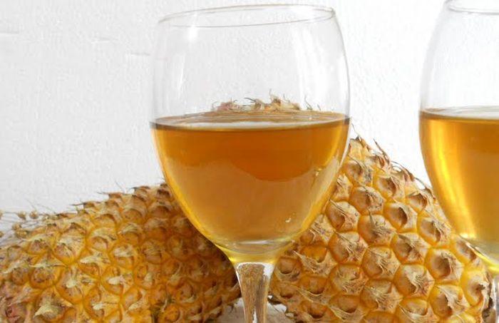 вино из ананаса