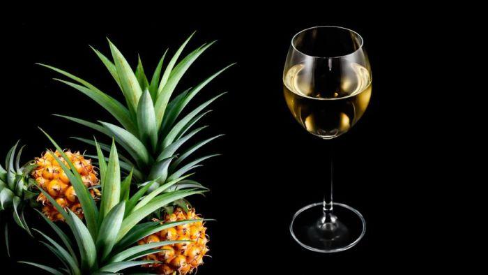 вино из ананаса в домашних условиях