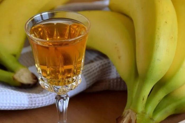 вино из бананов в домашних условиях