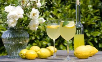 лимонное вино
