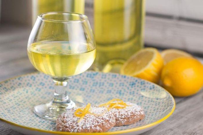 вино из лимона в домашних условиях простой рецепт