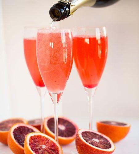игристое вино грейпфрут