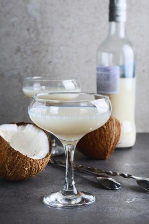 настойка на кокосовой стружке
