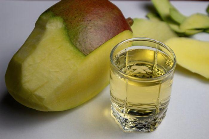 настойка на манго на водке