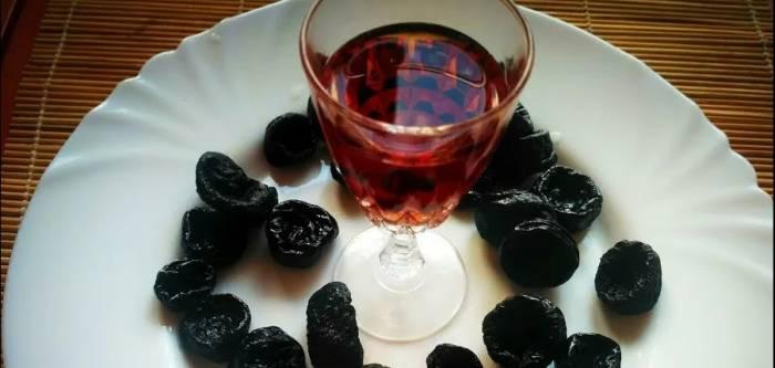 вино из чернослива рецепт