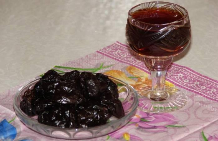 вино со вкусом чернослива