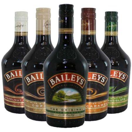 Разновидности ликера Бейлис