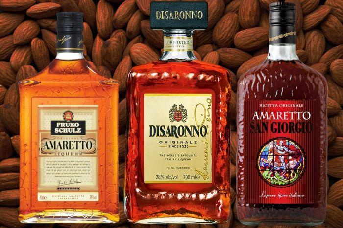 Разновидности Амаретто