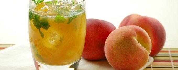 Рецепт мохито со спрайтом и с персиками