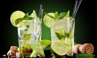 Безалкогольный рецепт мохито