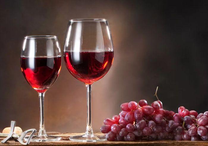 виноградное сухое вино рецепт